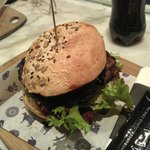 Lounge Signature Burger