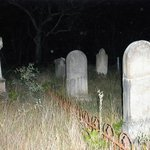 10:30pm in the Cemetery