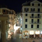 Night view old town