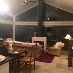 huge living area
