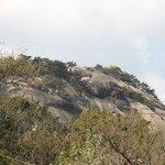 Top of Mt Inwangsan