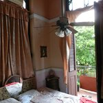 la camera e la brezza del Malecon