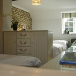 Accommodation at the Tithe Barn, COTTESMORE