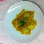Delicius hand made pasta