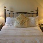 Guest accommodation at the Tithe Barn, Cottesmore, Rutland