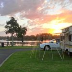 Amazing Camp sites right on the water.