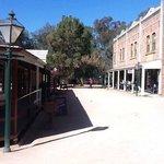 Main street, Pioneer Settlement