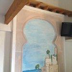 décor tunisien