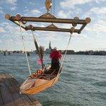 Voga alla Veneta - messa in acqua