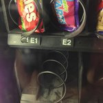 filthy vending machine
