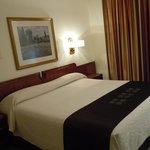 Madrid, ottimo hotel