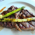 Not much of a carnivore but I was a fan of this delicious rib-eye