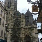 cathedral Saint Etien