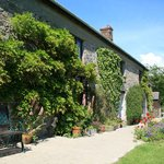 Huxtable Farm B&B near Exmoor