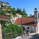 Byzantium church