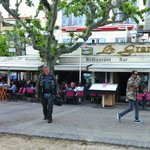 The not-so-grand Cafe, Cannes