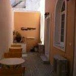 Little courtyard outside room