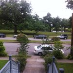 city park from front porch