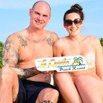 La Quinta Beach Resort Couple on Eagle Beach