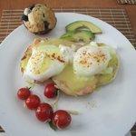 Eggs Benny- a favorite dish