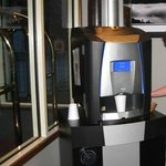 The Great Coffee Machine.