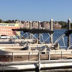 Harris 24 ft pontoon boats