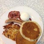 the big 'something' breakfast