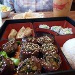 Beef Negimaki Luncheon Special