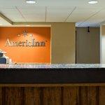 AmericInn Pequot Lakes Hotel - Front Desk