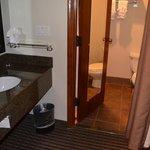 Bathroom at  Best Western Elko
