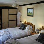 Twin room - not en-suite