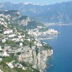 Amalfi from the window