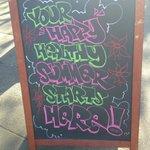 happy organic board