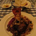 lobster and pork!