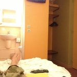 Tiny room!!!
