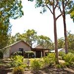 Set in 200 Acres of Bushland