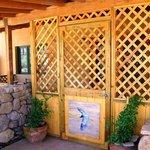 Blue Heron Suite, Private Entrance