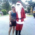 Santa & Guest