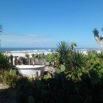 praia de itauna vista da pousada