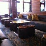 Harborside Inn lobby