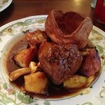 Sunday roast: lamb shoulder