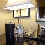 Mimos do hotel