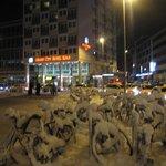 winter in Cologne December 2012
