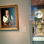 Paul Revere and silver work