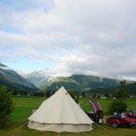 camping pyrenées