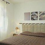 Chambres double villa 3 chambres