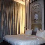 my room at Hotel Manor