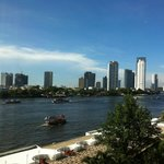 Chao Praya River View from the room