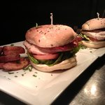 Chicken fillet burgers from Daily Menu