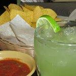 Pre-Mixed Margarita